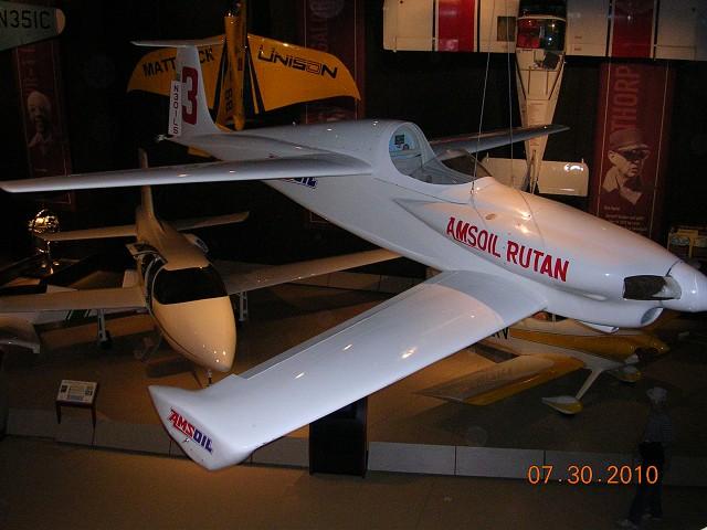 Dick rutan rc airplane designs