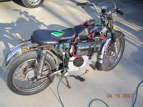 Status As Of 4 15 07 Motorcycle